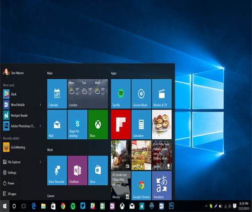 Windows 10 Featured