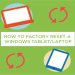 How to factory reset Windows