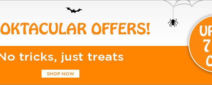 Halloween, tech, technology, spooky, gadgets, laptops, tablets, mobiles, savings, sale, clerance