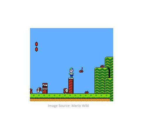 1988- Super Mario Bros 2