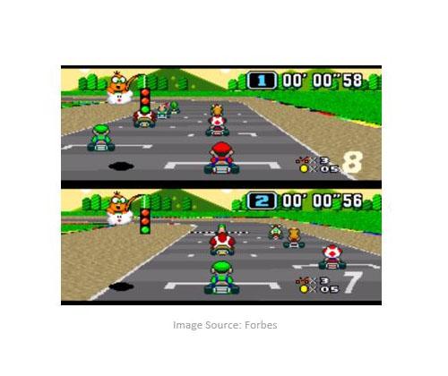 1992 Super Mario kart Done