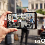 LG; LG Q6; Q6; smartphone; full vision; face recognition;