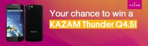 Kazam-thunder