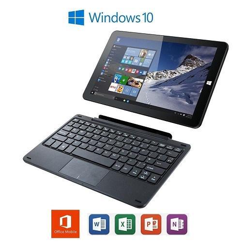 •Linx 1010 Windows 10 2 in 1 Quad Core Tablet