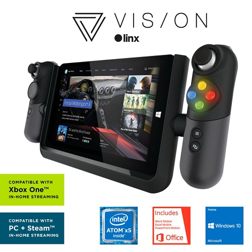 Linx Vision, XBOX