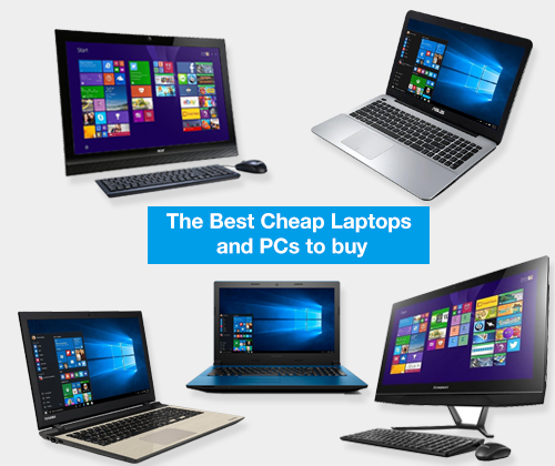 The Best Cheap Laptops and PCs to buy | Laptop Outlet Blog