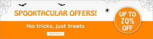 Halloween, tech, technology, spooky, gadgets, laptops, tablets, mobiles, savings, sale, clerance