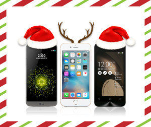 Christmas Mobile Phones Deals in UK