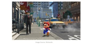 2012 Super Mario Odyssey for Nintendo switch