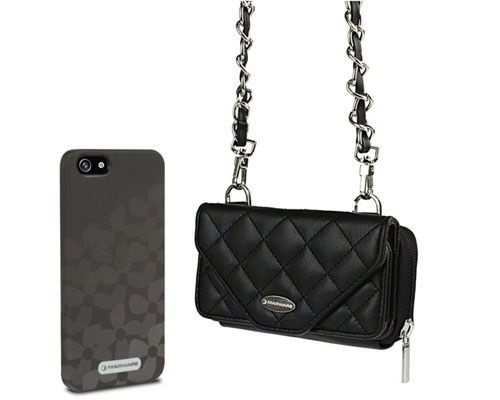 Marware Zoey Leather Wallet Case