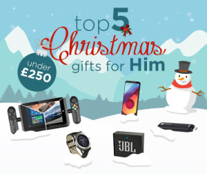 Top 5 Christmas Gifts for Him