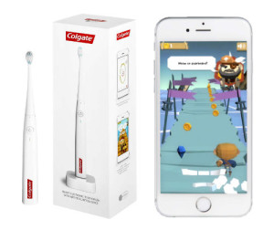 Colgate Joins Hands with Apple to Introduce Its First App-Enabled Electric Toothbrush