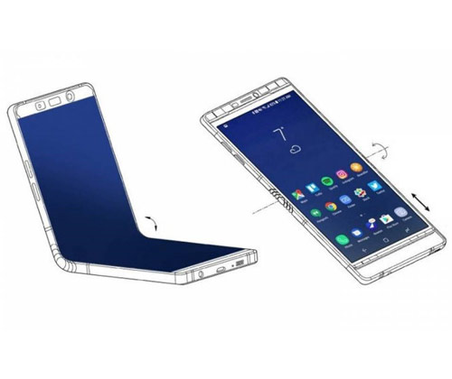samsung; samsung galaxy x; smartphone; MWC; MWC 2018; samsung galaxy s9; samsung galaxy s9 plus; OLED; gadget; foldable screen; foldable phone; tablet; 2-in-1 smartphone; 4k display; Qualcomm; Qualcomm Snapdragon; microsoft; microsoft surface book; LG; lenovo; monitor; TV; bendable screen;