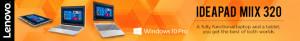 Lenovo Ideapad Miix 320 banner