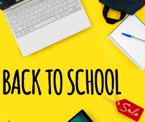Back to School Tech Sale 2019