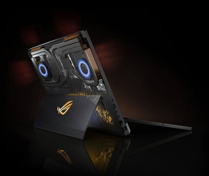 ASUS Debuts World's Fastest Gaming Display for Laptops