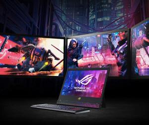 ASUS, ASUS gaming, rog mothership, ASUS rog, gaming laptop