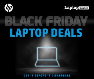 HP Black Friday Laptops Deals 2019