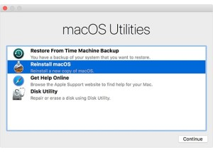 How to Reset Your MacBook Pro