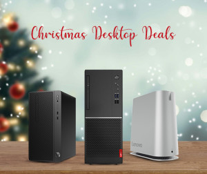 Christmas Desktop PC Deals in the UK that Are Worth Your Time & Money