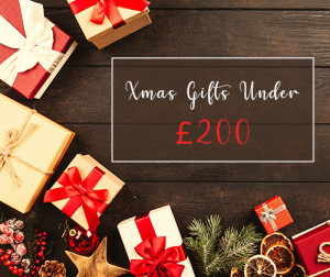 Top Christmas Gifts Under £200