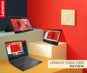 Lenovo Yoga C930 Review: The Perfect 2-in-1
