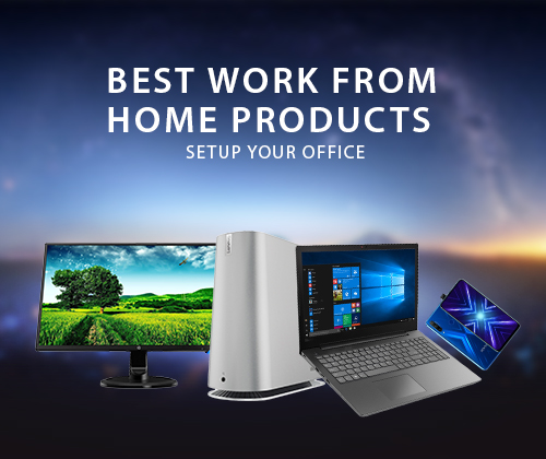 Best Work From Home Products – Setup Your Office