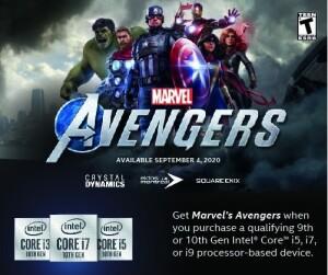 Avengers Offer