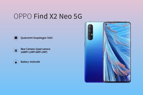 find x2 neo 5g deal