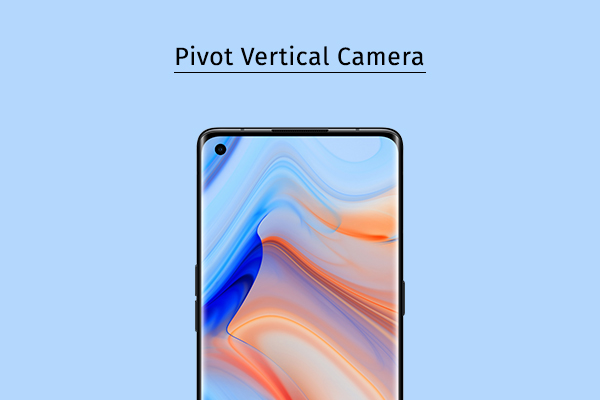 Pivot-Vertical-Camera
